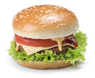 Hamburger Stock Photos