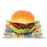 Hamburger Fotos de Stock Royalty Free