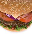 Hamburger Royalty Free Stock Photo