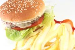hamburger 2 Image stock