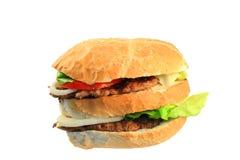 Hamburger Royalty-vrije Stock Fotografie
