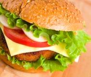 Hamburger Royalty-vrije Stock Afbeeldingen