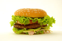 Hamburger Stock Photo