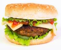 Hamburger Immagini Stock Libere da Diritti