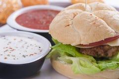 Hamburger Stock Foto's