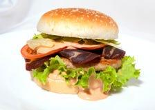 Hamburger7 Zdjęcia Stock