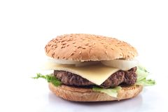 Hamburger images stock