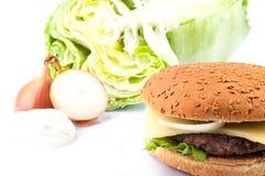 Hamburger Lizenzfreie Stockfotografie