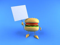 Hamburger Stock Images
