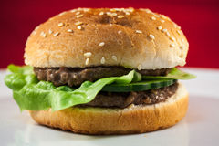 Hamburger Photographie stock