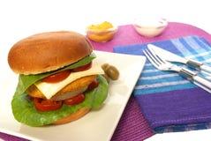 hamburger Obrazy Stock