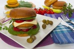 hamburger Obraz Royalty Free