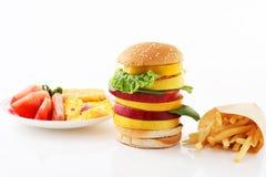 hamburger Lizenzfreies Stockfoto