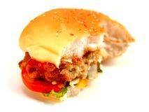 Hamburger 7 royalty free stock photos