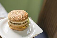 Hamburger Royalty-vrije Stock Foto