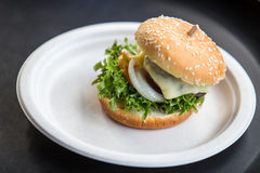 hamburger stockfoto