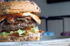 hamburger Fotografia Stock