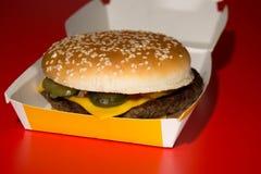 hamburger Imagem de Stock