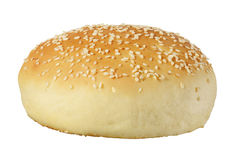 Hamburger babeczka Fotografia Royalty Free