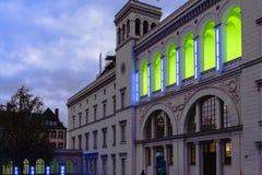 Hamburger Bahnhof Berlin Royalty Free Stock Images