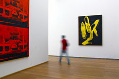 Hamburger Bahnhof Museum, Berlin Royalty Free Stock Photo