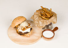 Hamburger. Stock Image