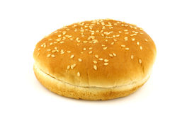 Hamburger bun Royalty Free Stock Image