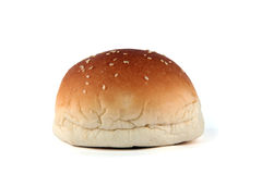 Hamburger bun / bread Royalty Free Stock Photography