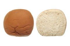 Hamburger bun Stock Photography