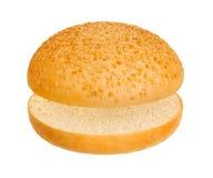 Hamburger bun Stock Photos