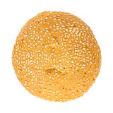 Hamburger bun Royalty Free Stock Images