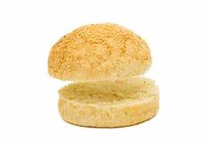 Hamburger bun Stock Photo