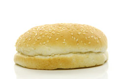 Hamburger Buns Royalty Free Stock Photo