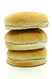Hamburger Buns Stock Image