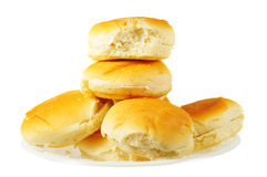 Hamburger buns Royalty Free Stock Photography