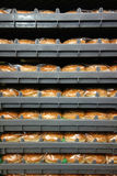 Hamburger Buns Stock Photography