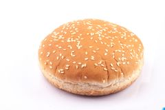 Hamburger Buns Stock Images