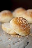 Hamburger buns Stock Image