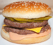 Hamburger, Burger lizenzfreies stockfoto