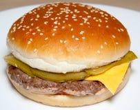 Hamburger, Burger lizenzfreie stockbilder