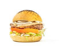 Burger king meat tomate  hamburger