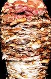 Hamburger chinês apertado imagens de stock