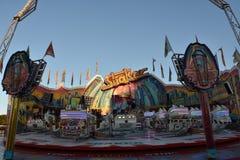The Hamburger Dom fair in Hamburg, Germany Royalty Free Stock Images