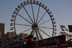 The Hamburger Dom fair in Hamburg, Germany Stock Photography