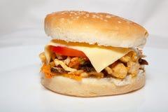 Hamburger, fast food Royalty Free Stock Photos