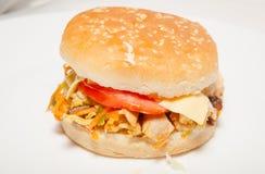Hamburger, fast food Royalty Free Stock Photography