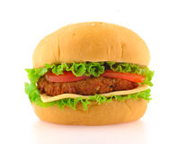 Hamburger grande Imagem de Stock Royalty Free