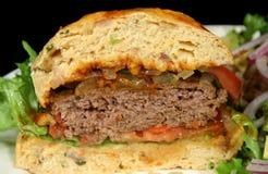 Hamburger Half Stock Images