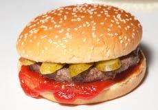 Hamburger, hamburger Zdjęcie Stock