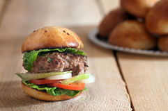 Hamburger Stock Photography